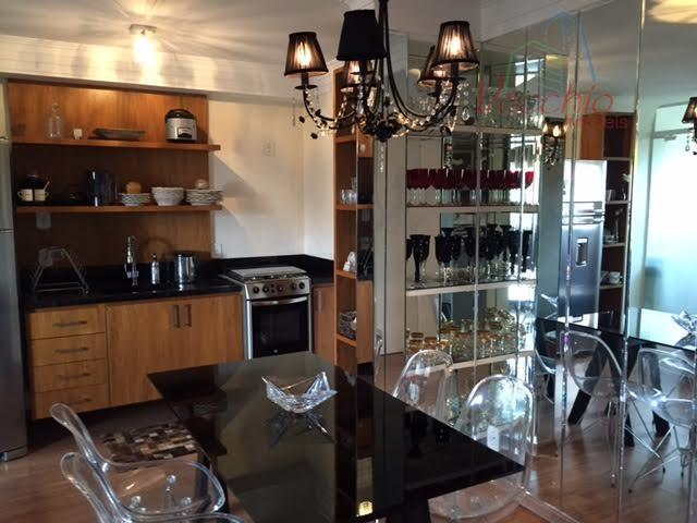 Apartamento  residencial para venda e locação, Vila América, Santo André.