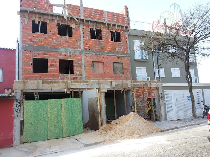 Cobertura residencial à venda, Jardim Utinga, Santo André - AP0509.