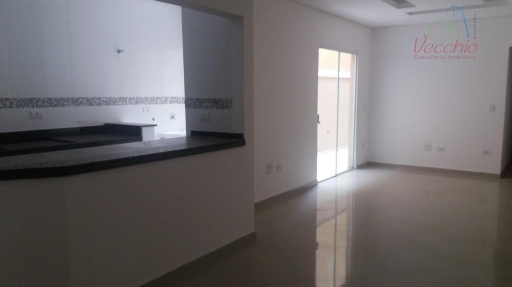 Cobertura residencial à venda, Parque das Nações, Santo André - CO0090.