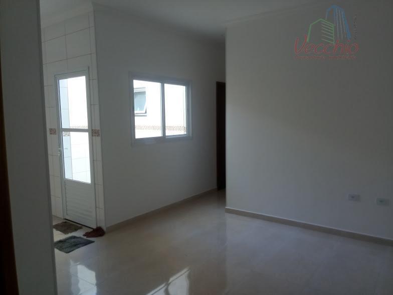 Apartamento residencial para venda e locação, Vila São Pedro, Santo André.