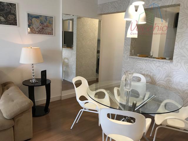 Apartamento residencial à venda, Casa Branca, Santo André - AP0337.