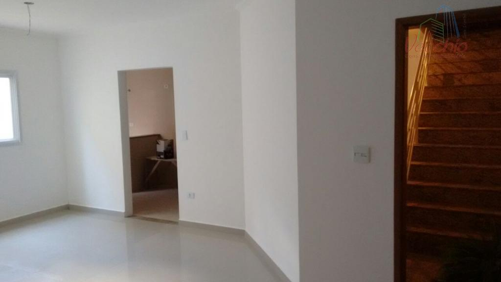 Apartamento residencial à venda, Vila Metalúrgica, Santo André - AP0052.