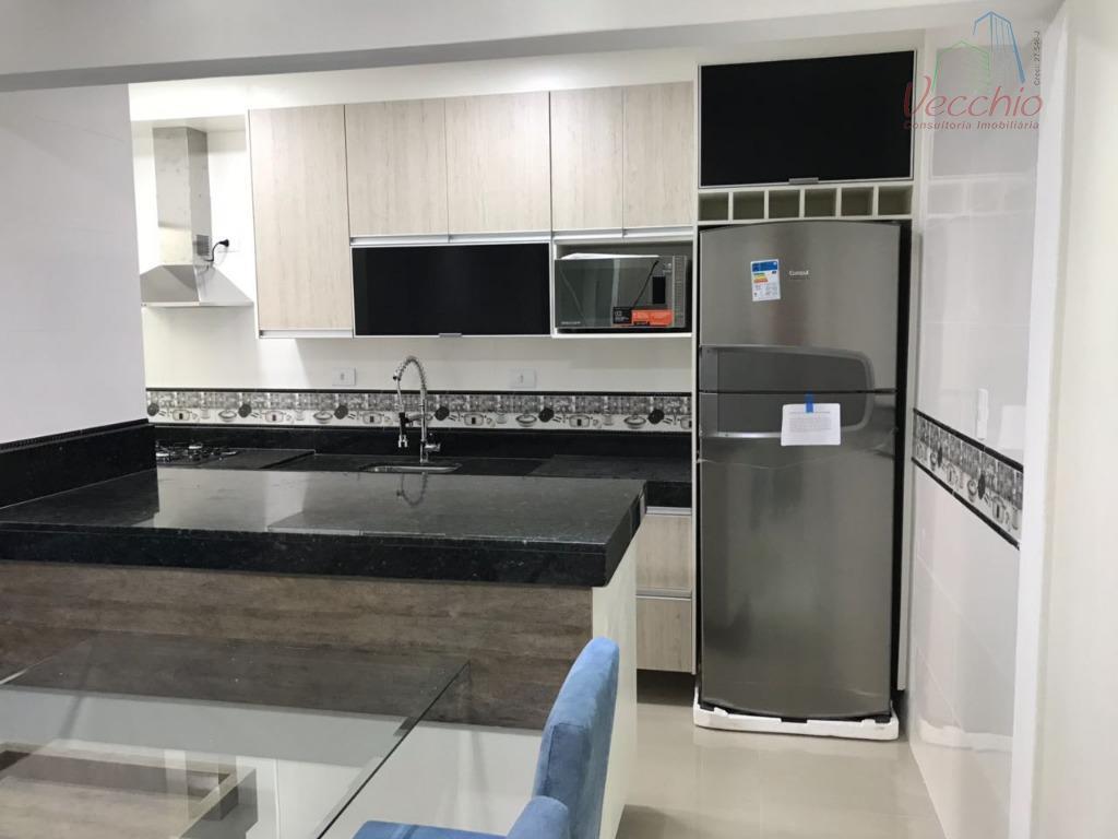 02 dormitórios, suite, sacada, sala, cobertura com churrasqueira, enfrente do parque pignatário, 02 vagas de garagem.
