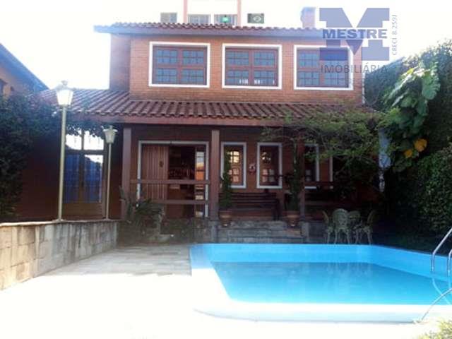 Sobrado residencial à venda, Vila Rosália, Guarulhos - SO0041.