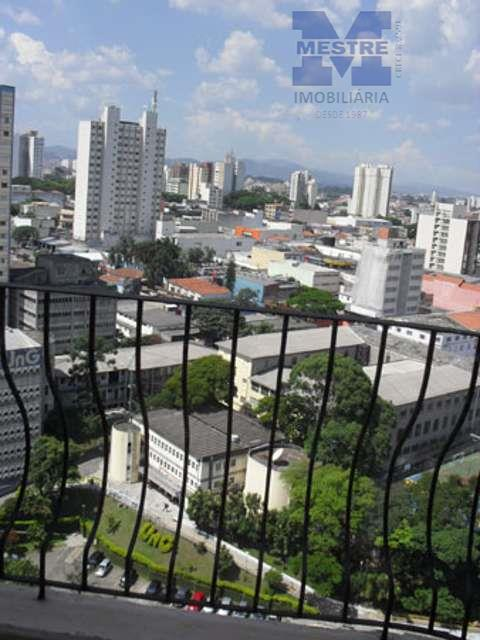 Apartamento Residencial à venda, Centro, Guarulhos - AP0147.