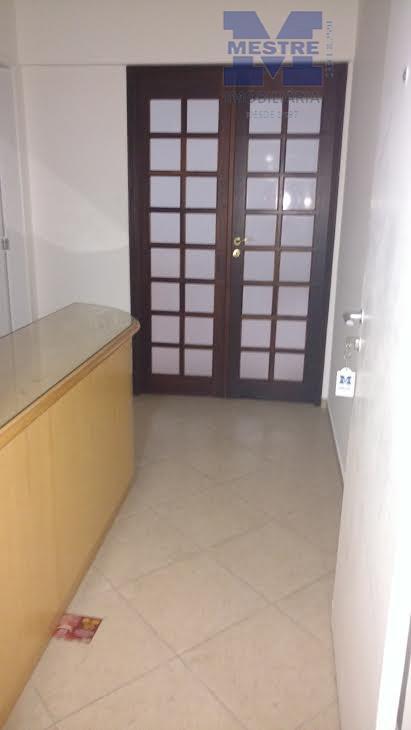 Sala comercial para locação, Vila Pedro Moreira, Guarulhos - SA0114.