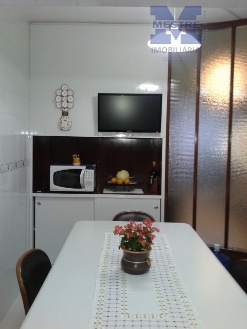 Apartamento residencial à venda, Vila Moreira, Guarulhos - AP0845.