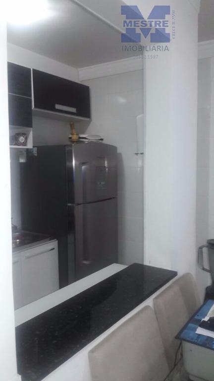 Apartamento residencial à venda, Ponte Grande, Guarulhos - AP1142.