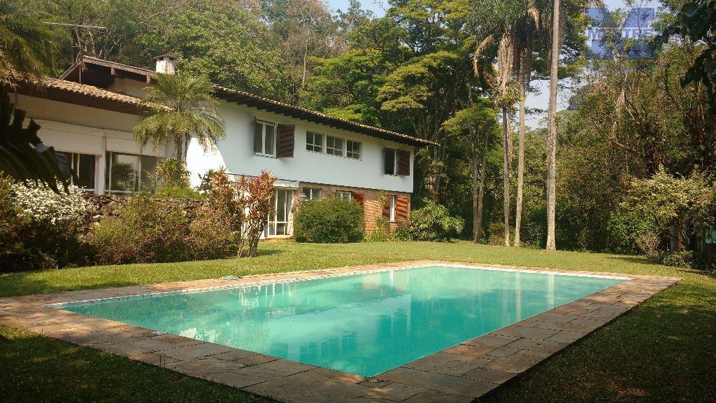 Chácara residencial à venda no Pico do Jaraguá, São Paulo.