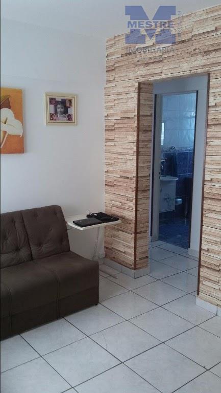 Apartamento residencial à venda, Recanto Bom Jesus, Guarulhos.