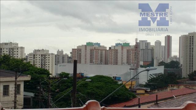 Sobrado residencial à venda, Jardim São Paulo, Guarulhos - SO0368.