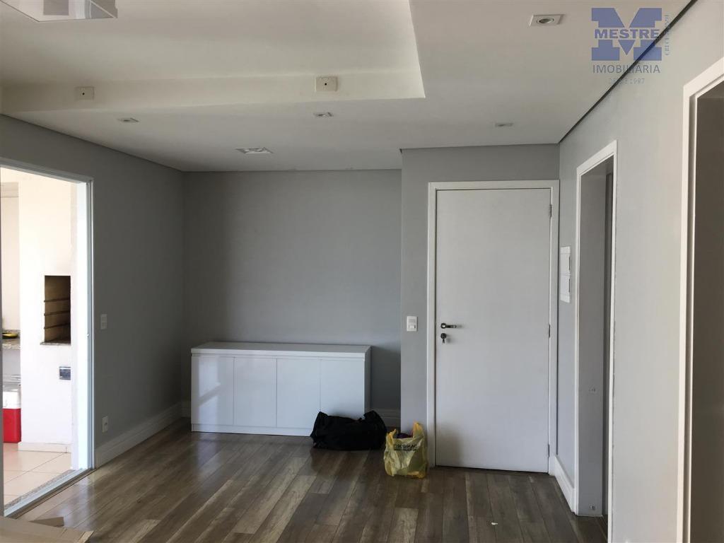 Apartamento residencial para venda e locação, Vila Augusta, Guarulhos - AP0763.