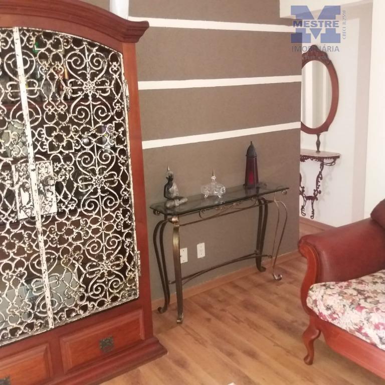 Apartamento residencial à venda, Vila Augusta, Guarulhos - AP1308.