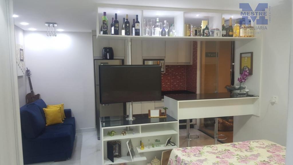 Apartamento residencial à venda, Vila Augusta, Guarulhos - AP1342.