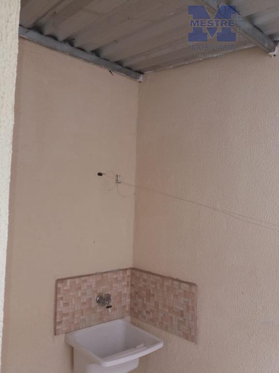 kitnet nova sem uso - recém construída - próximo ao comercio da vl fátima. água e...