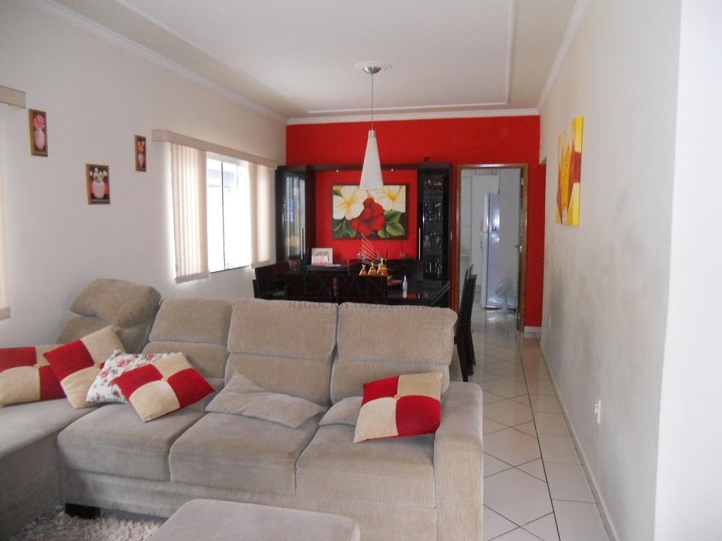 Casa residencial à venda, Quinta Ranieri Green, Bauru - CA0129.