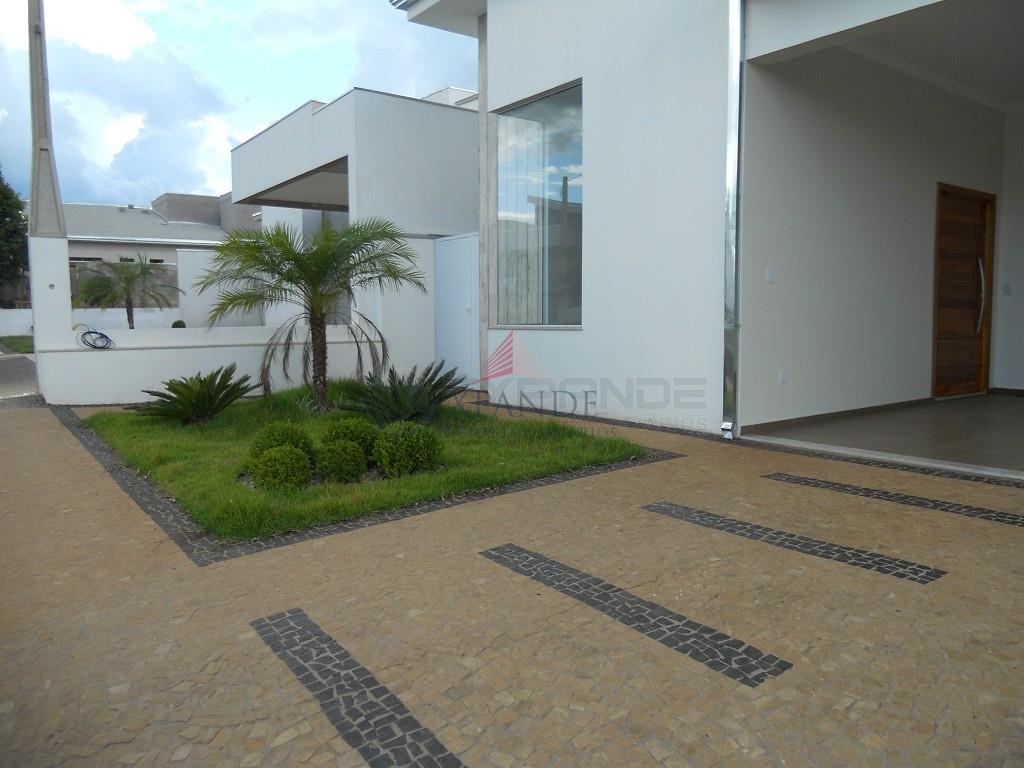Casa residencial à venda, Quinta Ranieri Green, Bauru - CA0058.