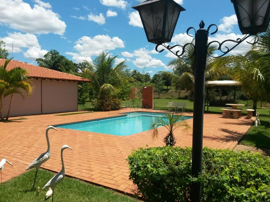 Chácara rural à venda, Residencial Real Village, Piratininga - CH0008.