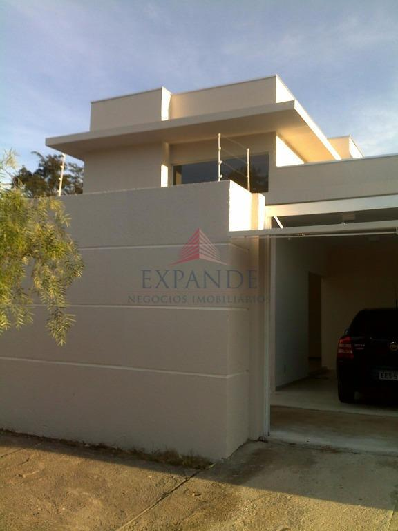 Casa  residencial para locação, Jardim Colonial, Bauru.