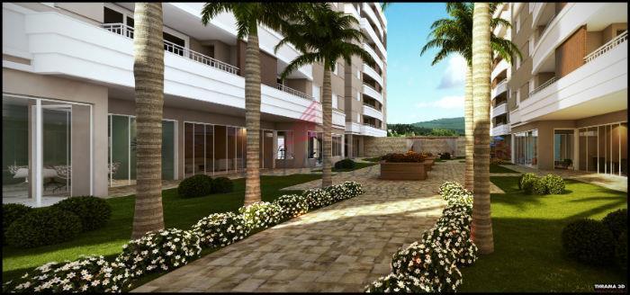 Apartamento  residencial à venda, Parque Vista Alegre, Bauru.