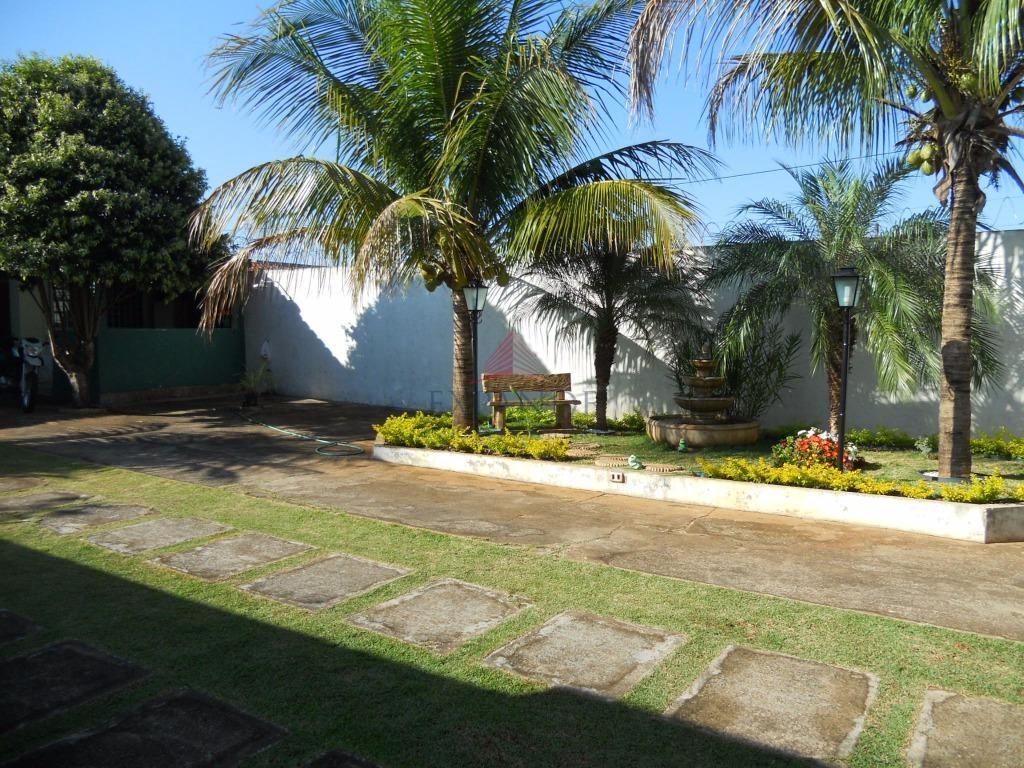 Casa  residencial à venda, Jardim Terra Branca, Bauru.