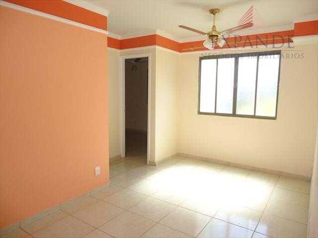 Apartamento Residencial para locação, Vila Carolina, Bauru - AP0094.
