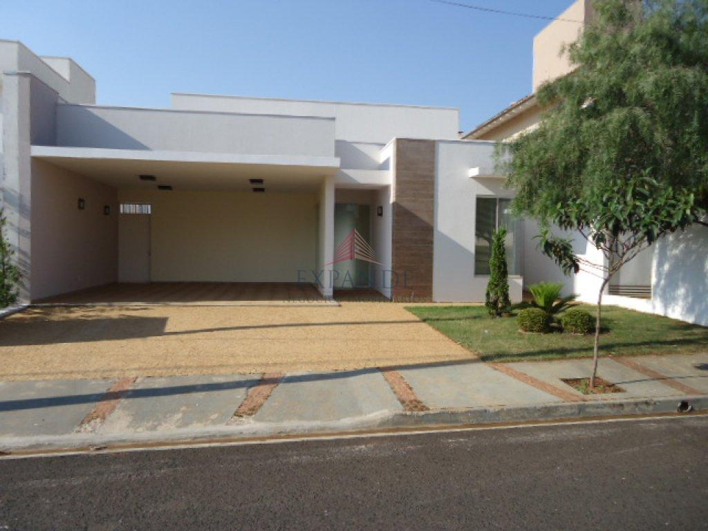 Casa residencial para locação, Residencial Villaggio III, Bauru - CA0062.