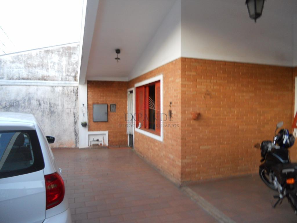 Casa residencial à venda, Parque União, Bauru.