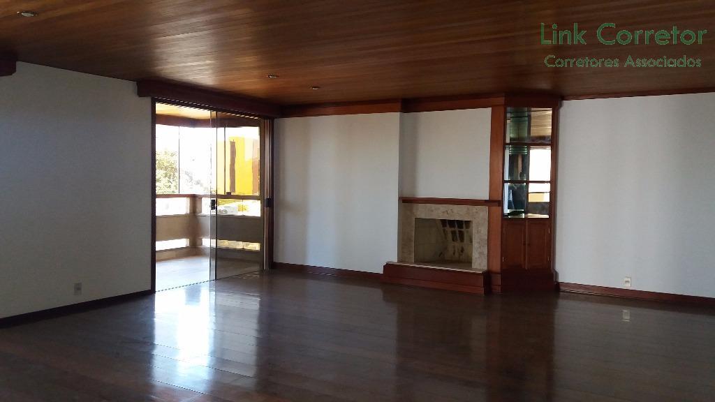 Apartamento alto padrão à venda, Cambuí, Campinas - AP0327.