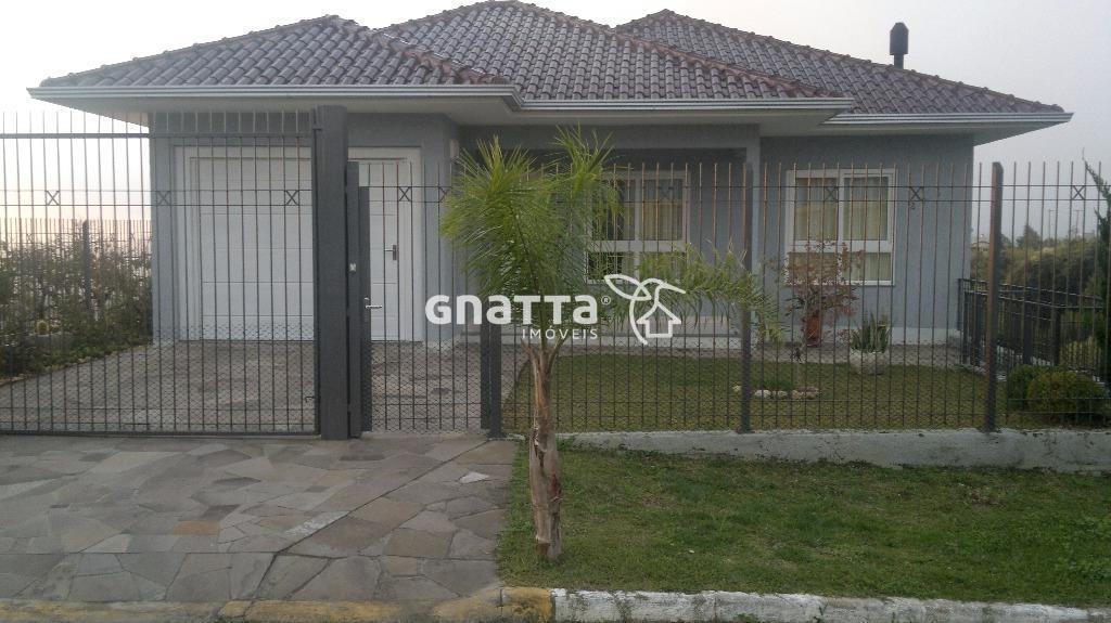Casa  residencial à venda, Bela Vista, Carlos Barbosa.