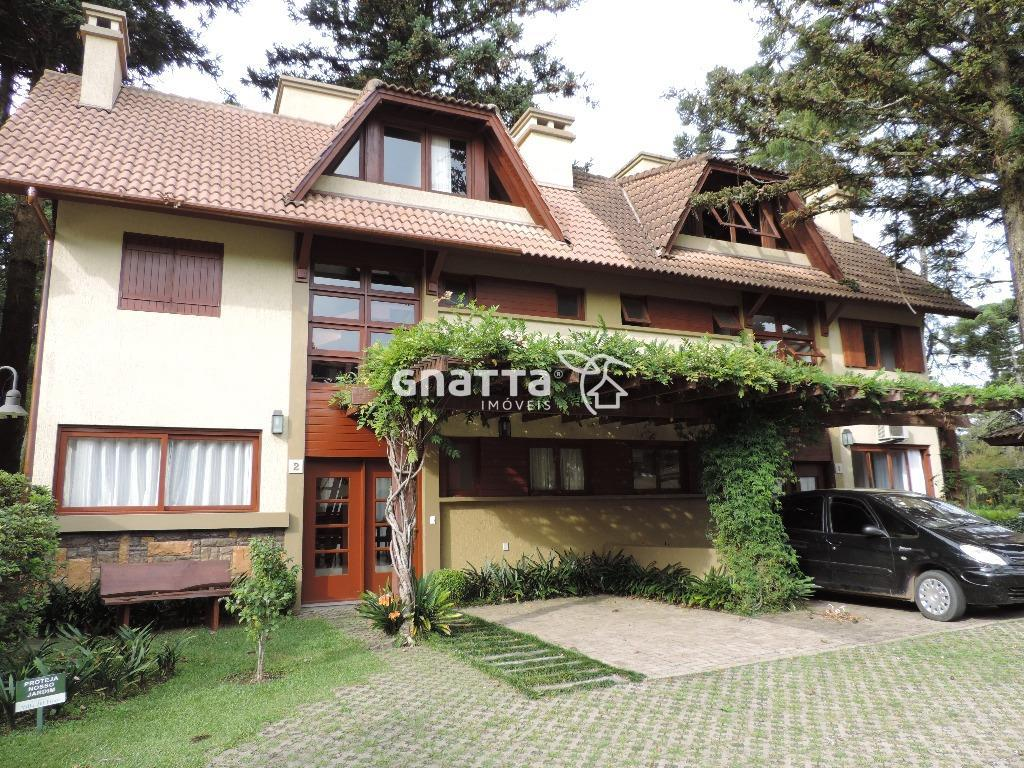 Casa residencial à venda, Condomínio Villa Del Fiori, Gramado.