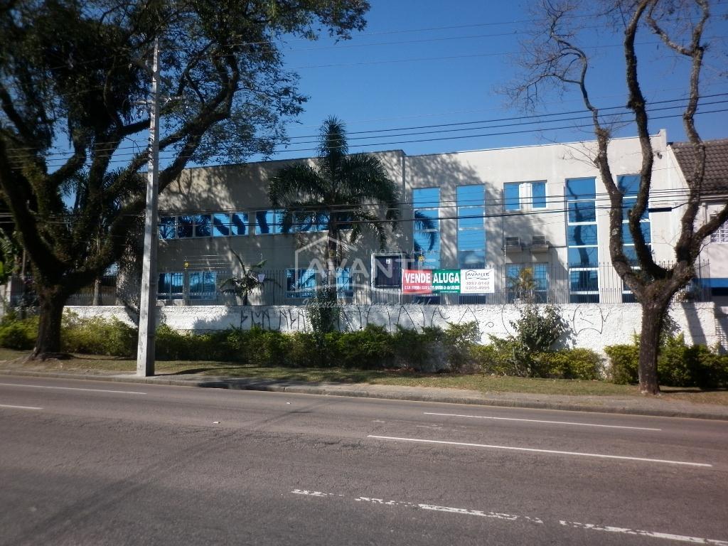 Prédio comercial à venda, Capão Raso, Curitiba - PR0001.