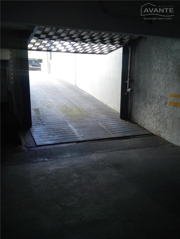 Entrada da Garagem do subsolo