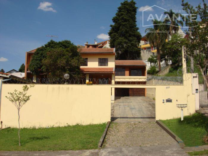 Sobrado residencial à venda, Guabirotuba, Curitiba.