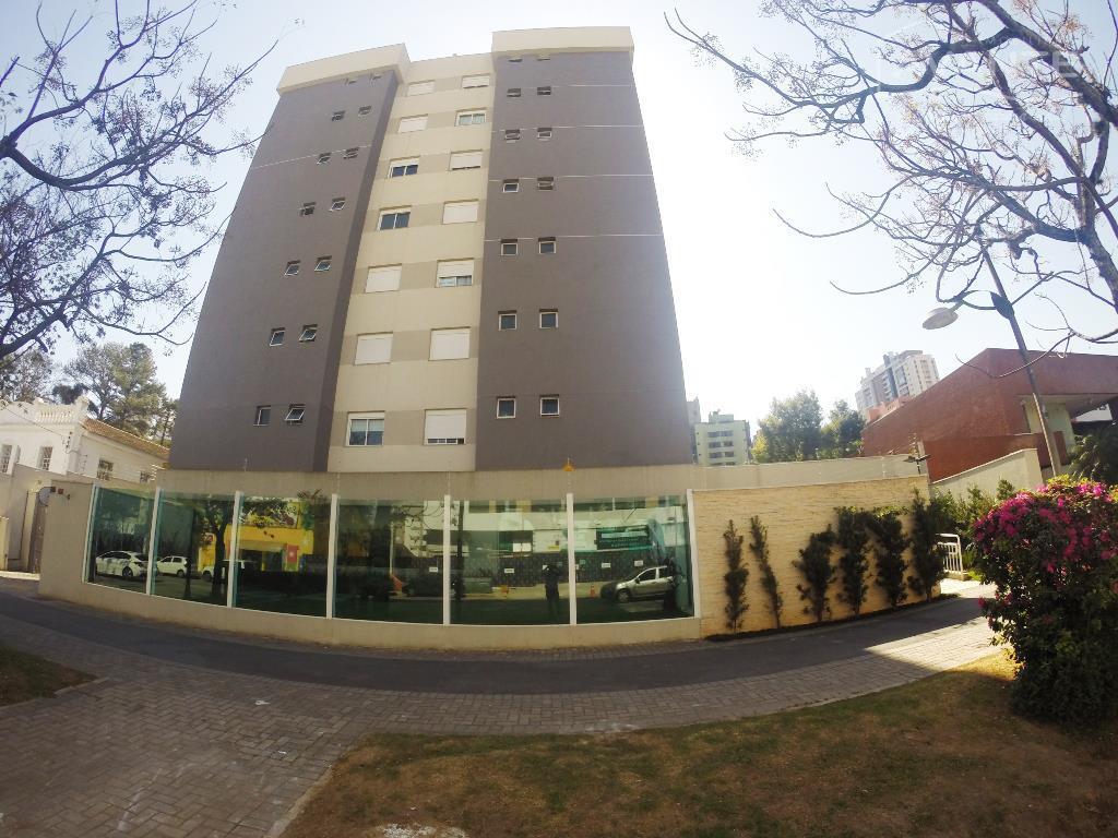 Apartamento 1º Andar, com 167m² Área Total, Bairro Água Verde, Curitiba.