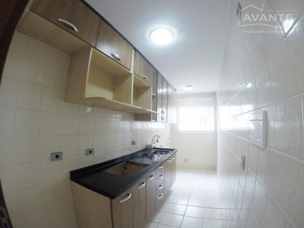 apartamento no res. villagio milano, térreo com garden, 70m² de área total e 49m² privativos. contendo...
