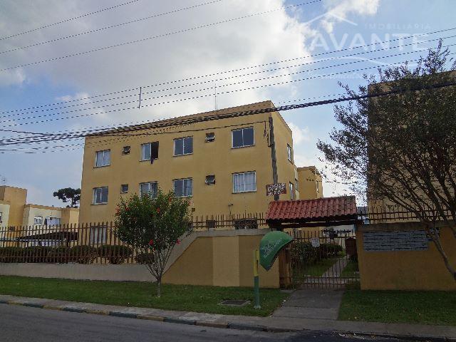Apartamento com 66m² área total, 3 dorms e 1 vaga. Alto Boqueirão, Curitiba.