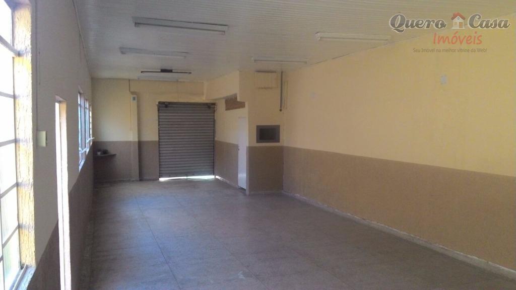 Salão  comercial para locação, Jardim Monte Cristo, Suzano.