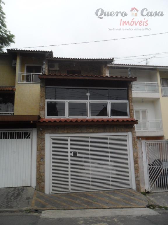 Sobrado  residencial à venda, 2 Dormitórios com Suíte, Sala,