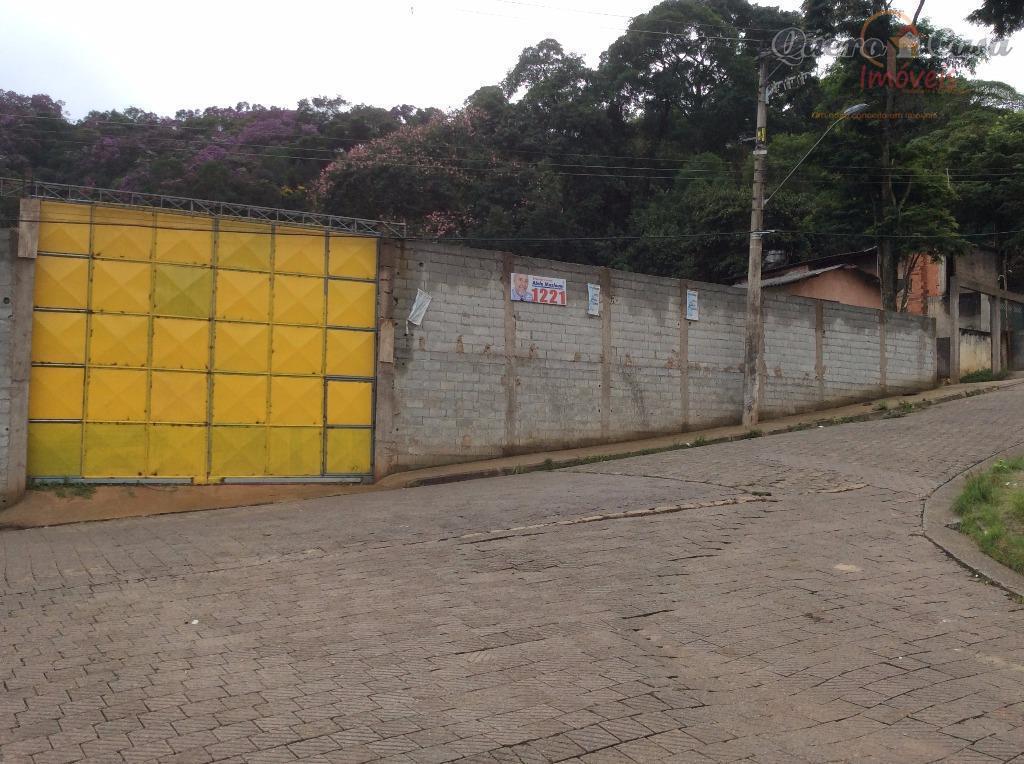 Terreno  comercial à venda, Recreio São Jorge, Guarulhos.