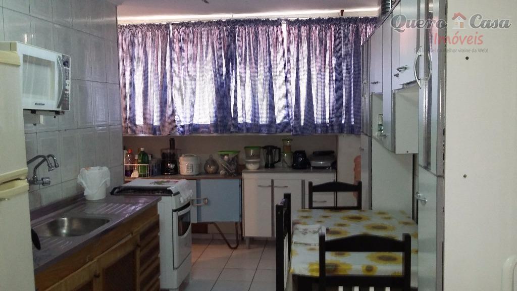 Apartamento residencial à venda, Parque Cecap, Guarulhos.