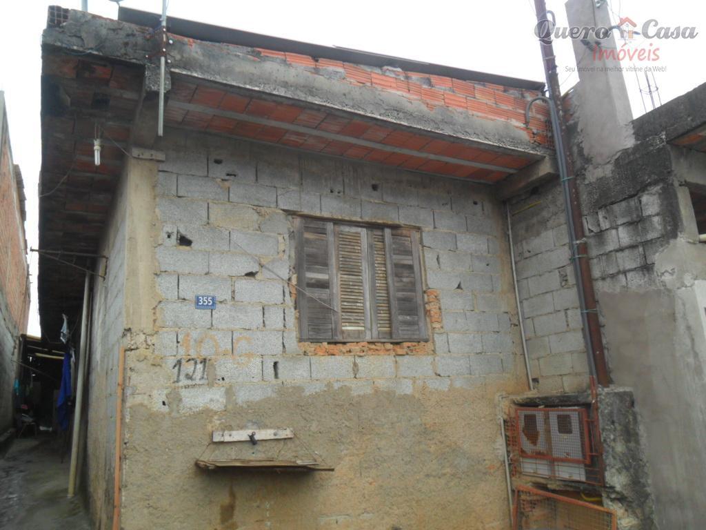 Casa residencial à venda, Jardim Oliveira I, Guarulhos.