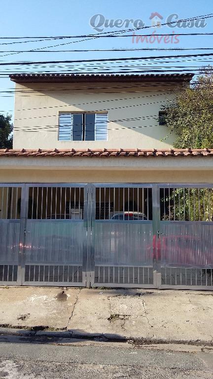 Sobrado residencial à venda, Jardim Dourado, Guarulhos.
