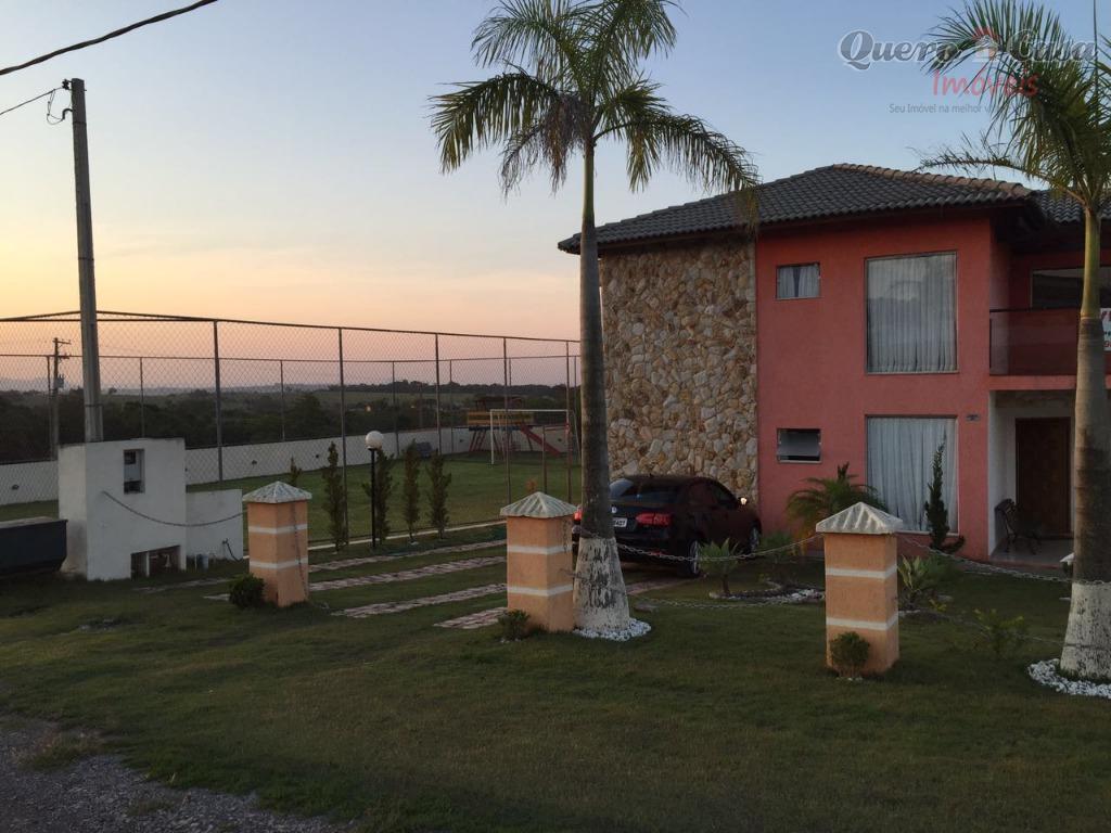 Sobrado  rural à venda, Condominio ninho verde, Porangaba.