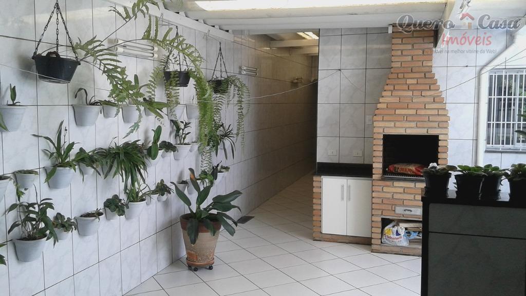Sobrado  residencial à venda, Jardim Monte Carmelo, Guarulho