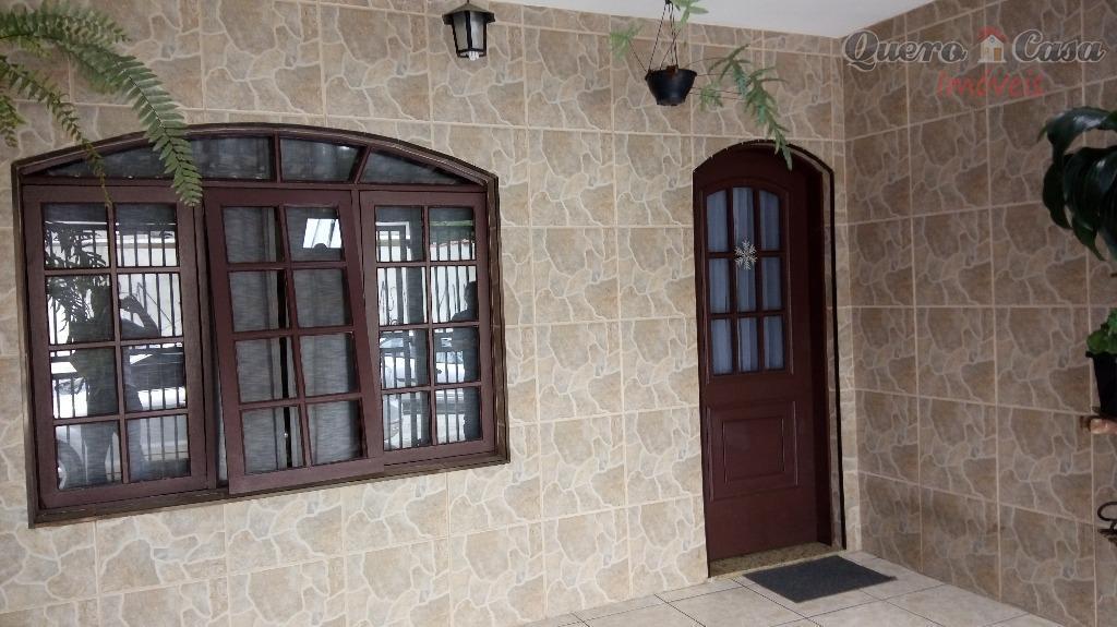 Sobrado residencial à venda, Jardim Monte Carmelo, Guarulhos