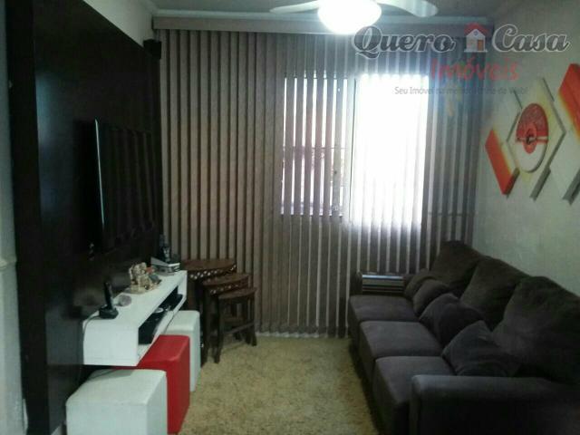 Apartamento residencial à venda, Vila Nossa Senhora de Fátim