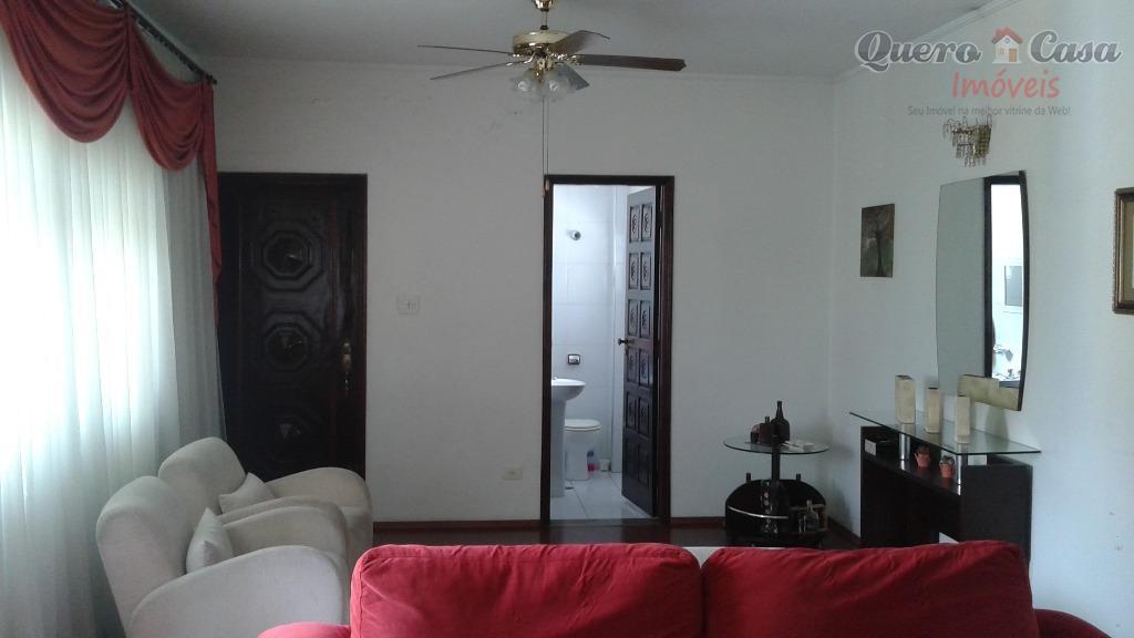 Casa residencial para venda e locação, Vila Rosália, Guarulh