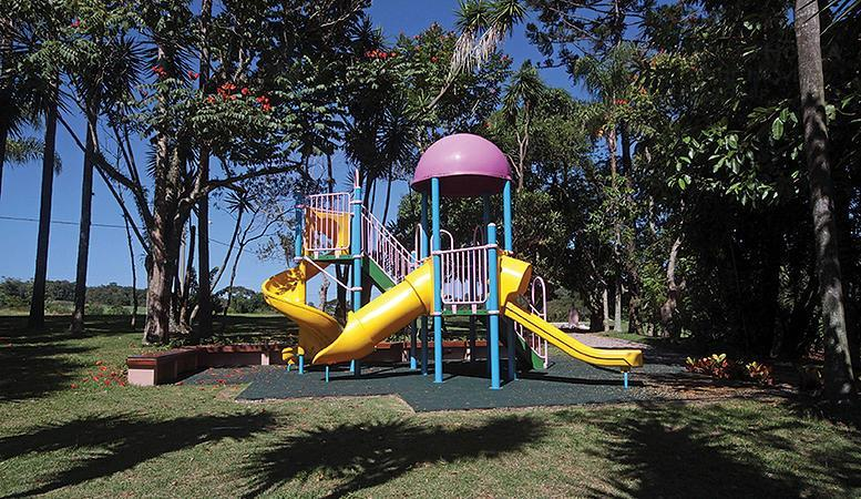 Playground do bosque