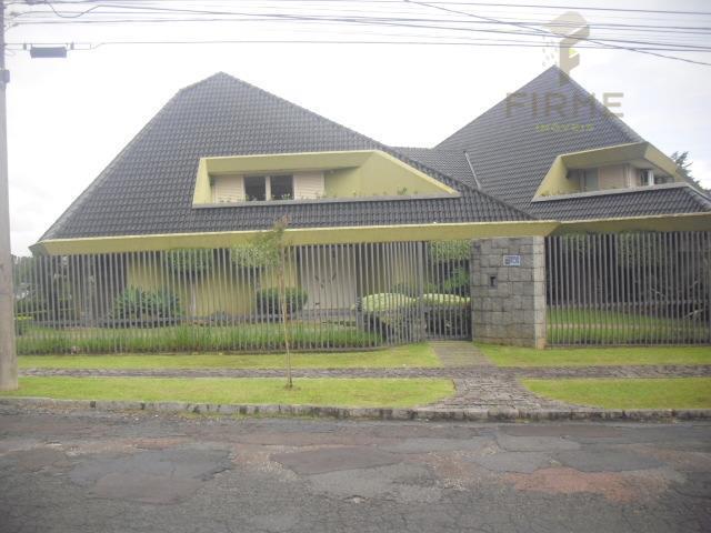 Casa residencial para venda e locação, Guaíra, Curitiba - CA0007.